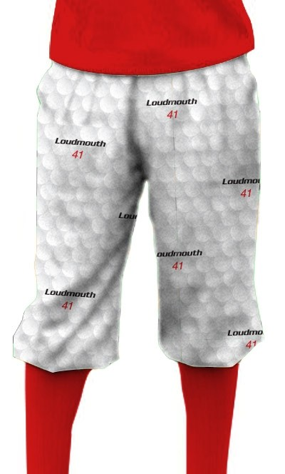 Big Golf Ball StretchTech Knickerbockers MTO