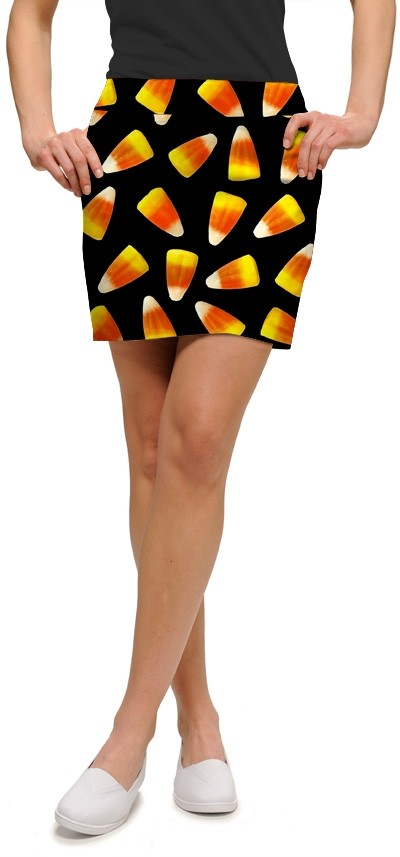 Candy Corn Women's Skort
