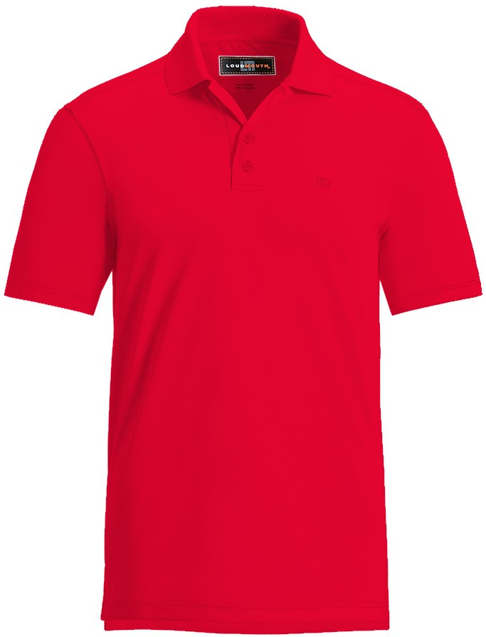 Essential Fiery Red Shirt