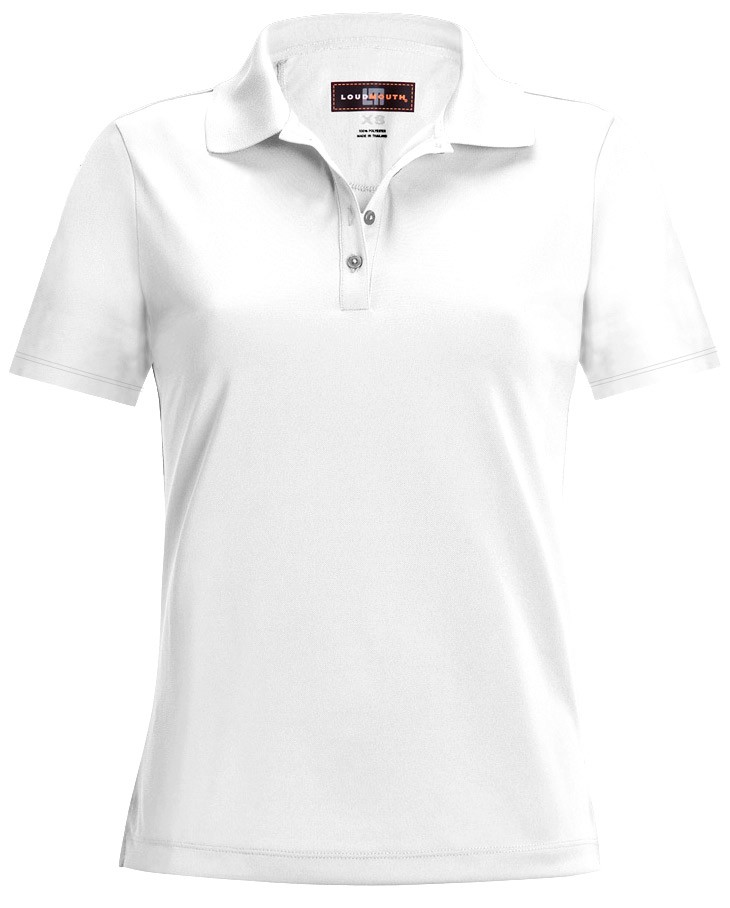 Women Essential Stark White Shirt