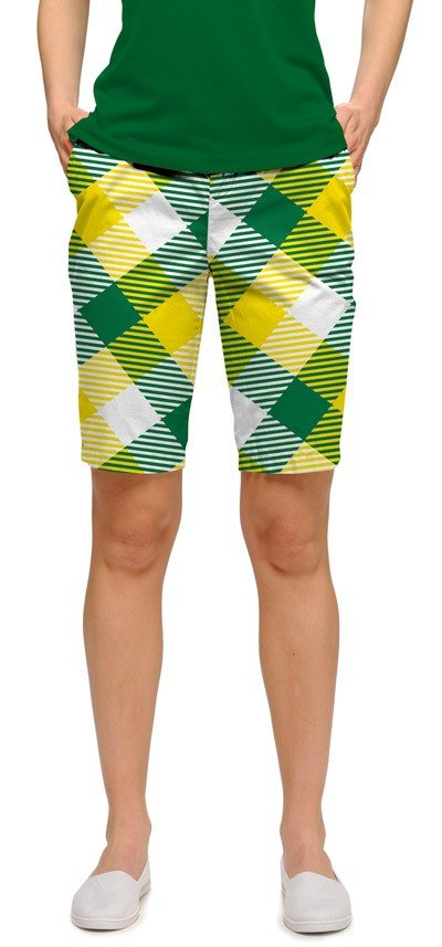 Vegeburger Women's Bermuda Short MTO