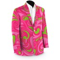 Cotton Candy Men's Sport Coat MTO