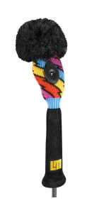 Captain Thunderbolt Hybrid Knit Head Cover
