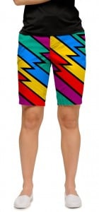 Captain Thunderbolt StretchTech Women's Bermuda Short MTO
