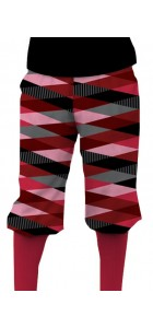 Fore Shades of Red Knickerbockers MTO
