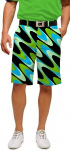 Interference Aqua Men's Short