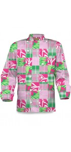Mint Julep Chef Jacket MTO
