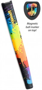 Paint Balls Oversize TourMARK Putter Grip