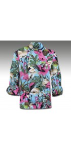 Pink Flamingos Chef Jacket MTO