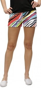 LMx Return To The Jungle Women's Mini Short MTO