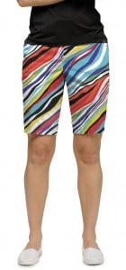 Return To The Jungle Women's Bermuda Short MTO