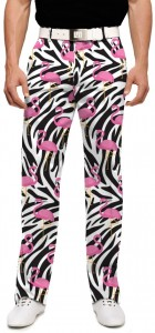 Savage Flamingos StretchTech Men's Trouser