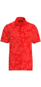 Tonal Shagadelic Red Shirt