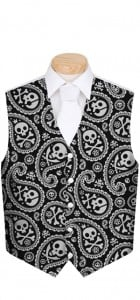 Shiver Me Timbers StretchTech Men's Waistcoat MTO