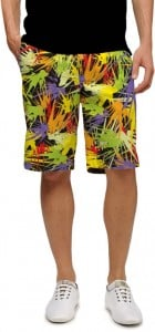 Splatterific StretchTech Men's Short