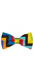 Steppin' Out Men's Bow Tie MTO