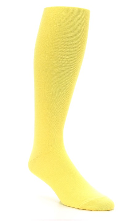 Sunbeam Yellow Knicker Socks