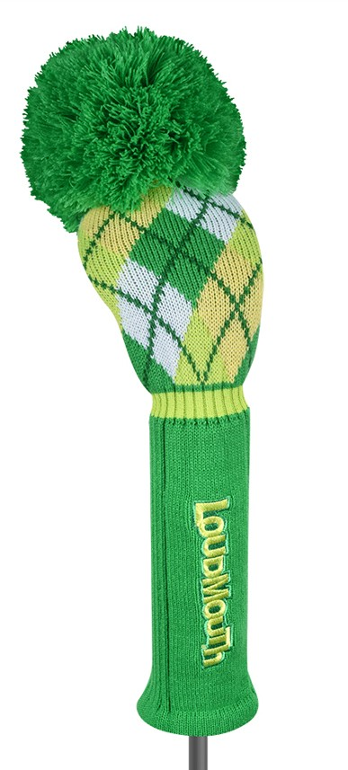 A-Tisket-A-Tasket Driver Knit Head Cover
