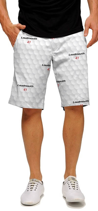 Big Golf Ball StretchTech Men's Short