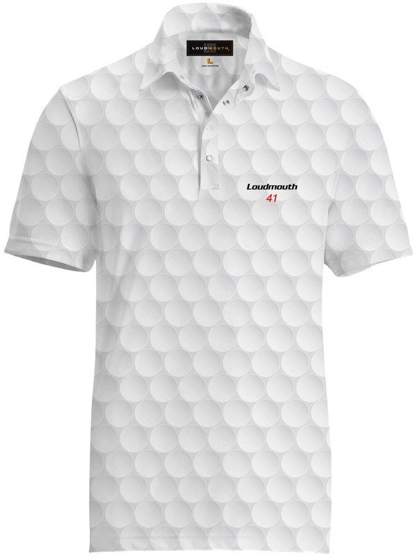 Fancy Big Golf Ball Shirt