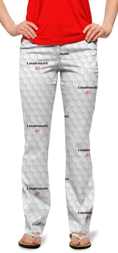 Big Golf Ball StretchTech Women's Capri/Pant MTO