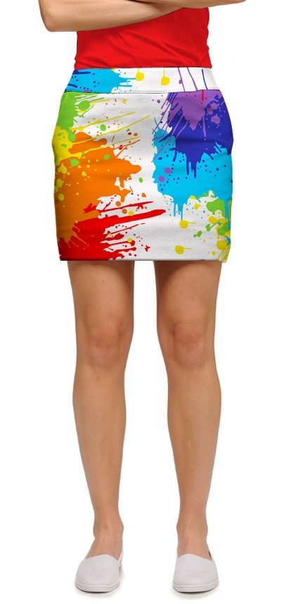Drop Cloth StretchTech Women's Skort
