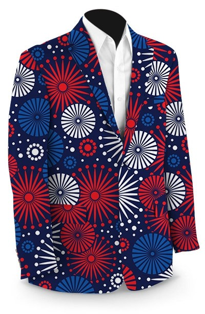 Fireworks StretchTech Men's Sport Coat MTO