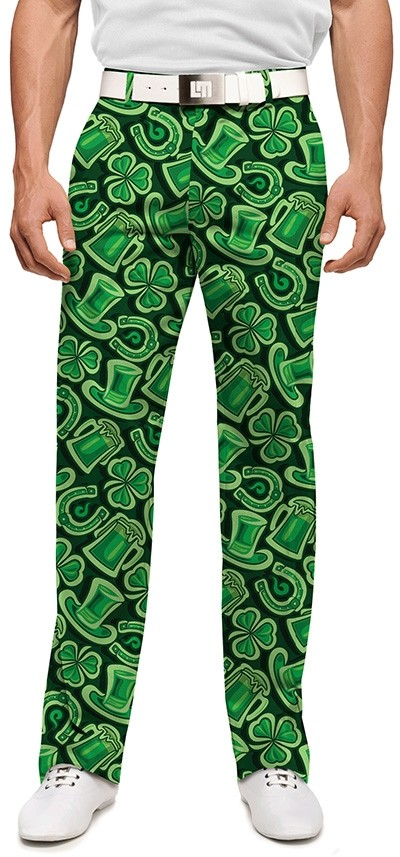 Fore Leaf Clover StretchTech Men's Trouser MTO