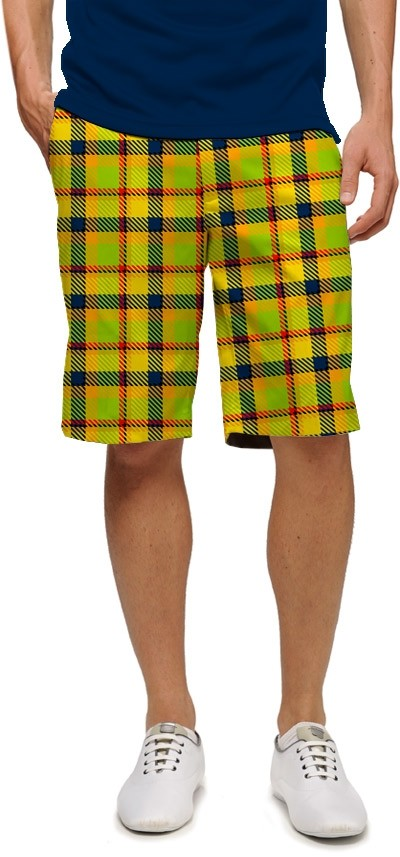 Margarita Plaid StretchTech Men's Short MTO