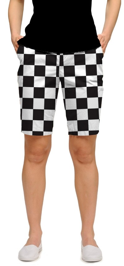 Pole Position StretchTech Women's Bermuda Short MTO