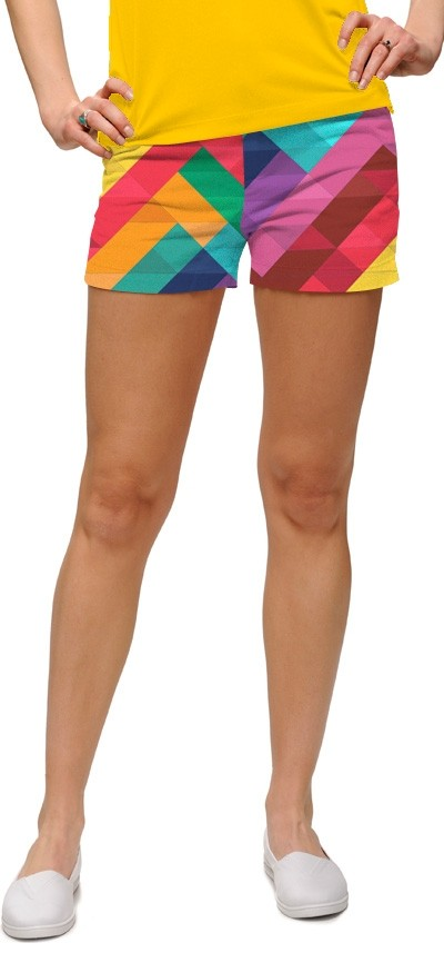 Refraxion StretchTech Women's Mini Short MTO