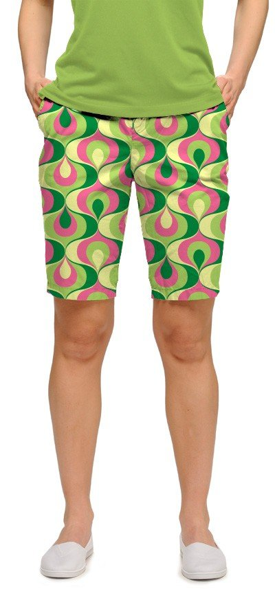 Ribbon Candy Women's Bermuda Short MTO