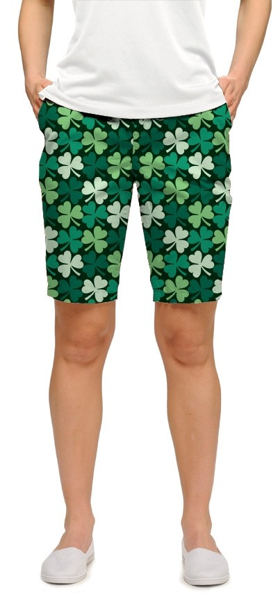 Sham Totally Rocks StretchTech Women's Bermuda Short MTO