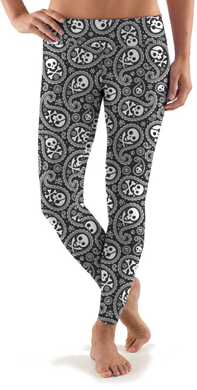 Shiver me Timbers Active Leggings
