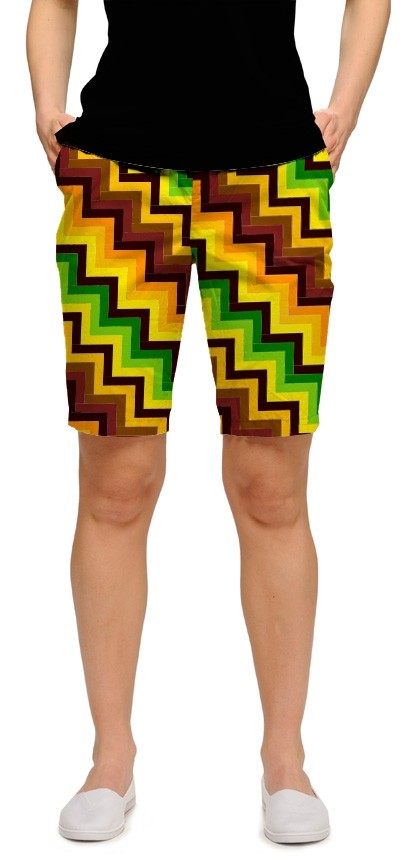 Squirrelz Women's Bermuda Short MTO