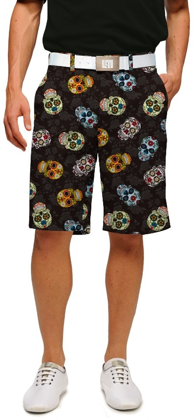 Sugar Skulls StretchTech Men's Short MTO