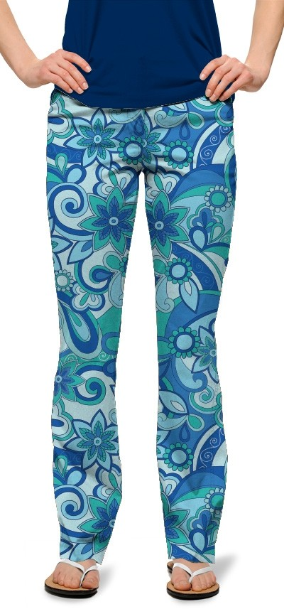 Summer of Love StretchTech Women's Capri/Trouser MTO