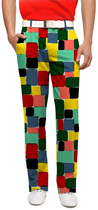 Technicolor Dream Men's Trouser MTO