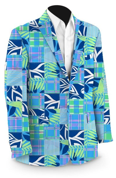 Wedding Crashers StretchTech Men's Sport Coat MTO