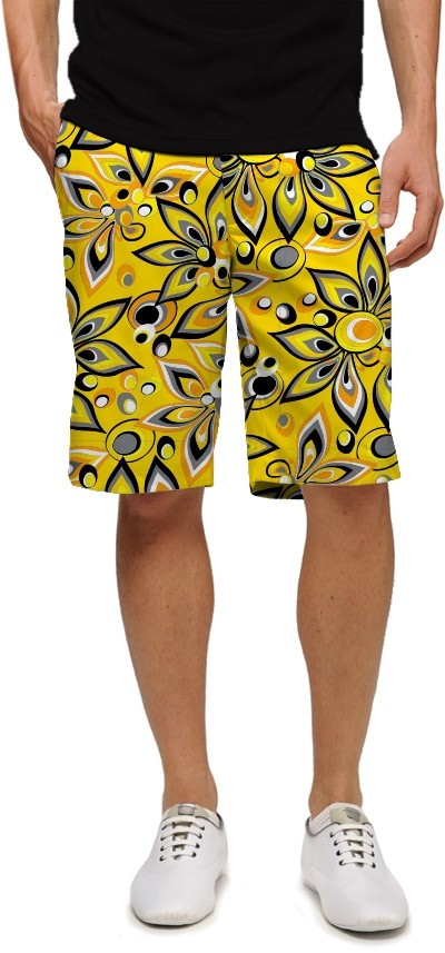 Shagadelic Yellow Men's Short MTO