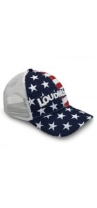 Stars & Stripes Trucker Cap