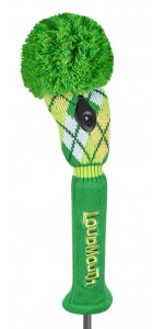 A-Tisket-A-Tasket Fairway Knit Head Cover