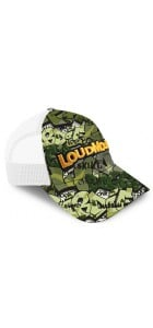 Golf Camo Trucker Cap