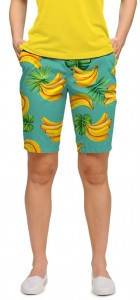 Bananas StretchTech Women's Bermuda Short MTO