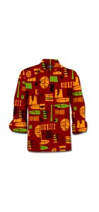 Bohemian Chef Jacket MTO