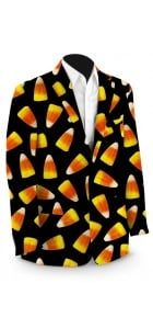Candy Corn Men's Sport Coat MTO