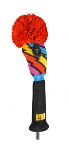 Captain Thunderbolt Fairway Knit Head Cover