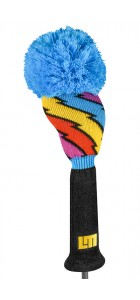 Captain Thunderbolt Driver Knit Head Cover