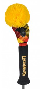 Cheezburger Fairway Knit Head Cover