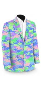 Derby Camo StretchTech Men's Sport Coat MTO
